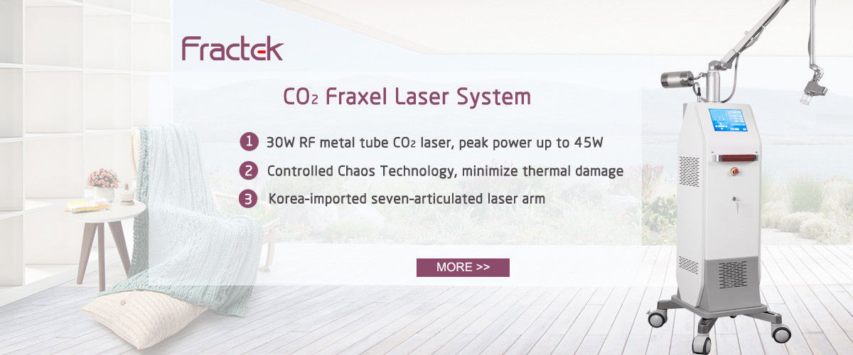 Chine le meilleur Co2 Machine laser fractionnel en ventes